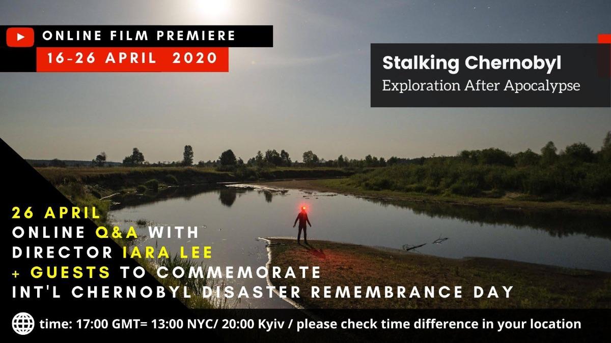 stalking chernobyl premiere