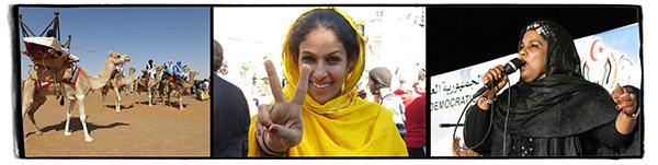 WESTERN SAHARA laurels