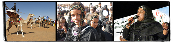 WESTERN SAHARA BANNER