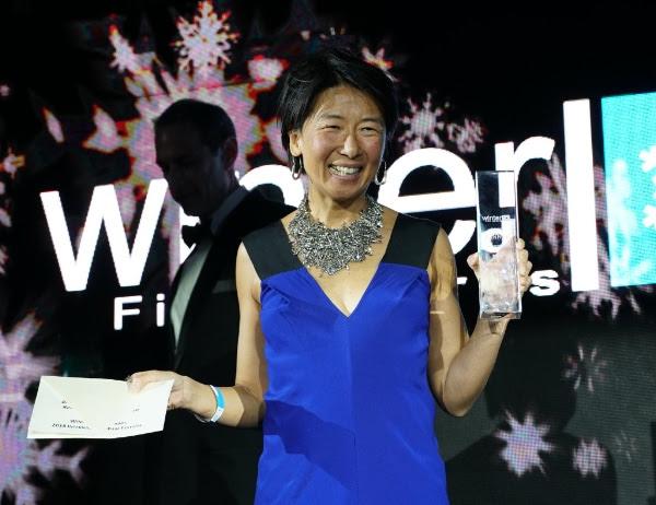 Iara Lee award
